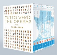 Verdi:Tutto Verdi ERA BOX 1