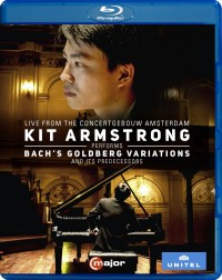Bach:Kit Armstrong Goldberg Variations 2016, BR