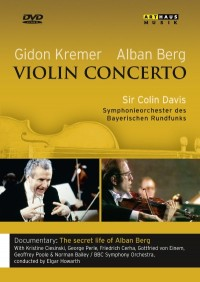 Berg Alban:Viool Concert + Documentaire